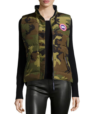 Freestyle Puffer Vest Online Cheap