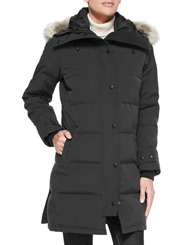 canada goose women&s camp hooded down coat