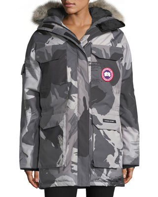 Expedition Fur-Hood Parka