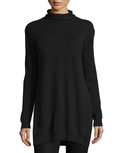 Beninaty Cashmere Roll-Neck Sweater