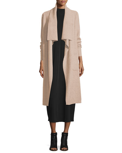 Fisher Project Luxe Wool Coat
