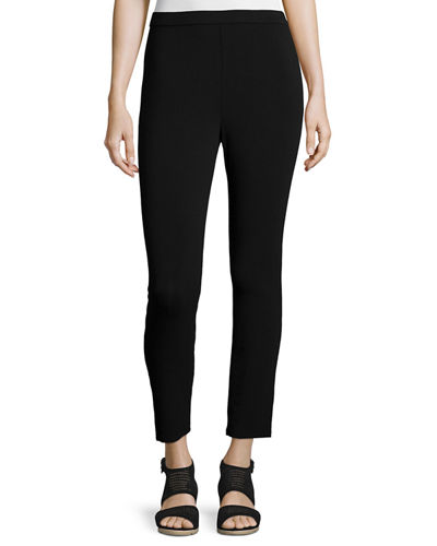 Eileen Fisher Tapered Ankle Leggings