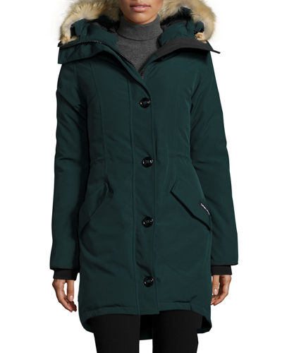 Canada Goose trillium parka outlet official - Fur & Faux Fur Coats : Bomber Jackets at Neiman Marcus