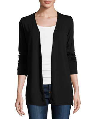 Soft Touch Open Cardigan Cheap
