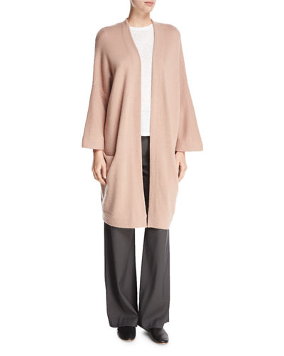 Blanket Cashmere Coat Cardigan