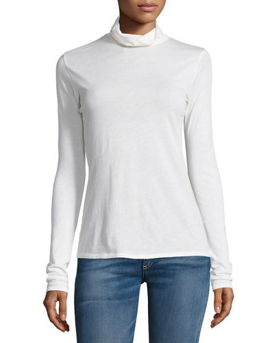 Base Turtleneck Top