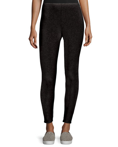 Stretch Fleece Leggings