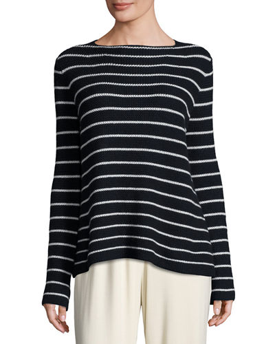 Stretton Breton-Striped Sweater