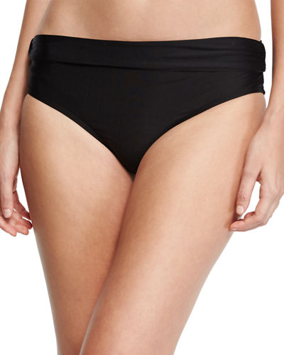 Luxe by Lisa Vogel Premier High-Waist Banded Swim