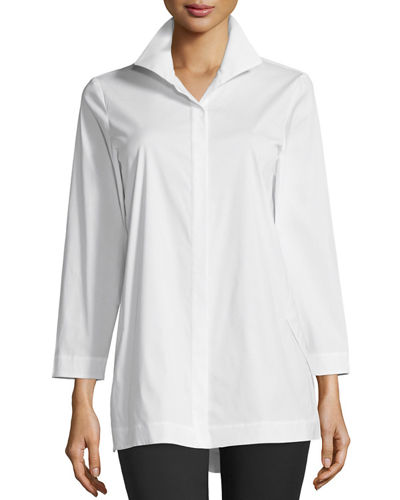 Stretch Cotton Marla Shirt