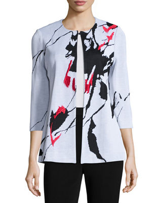 Abstract Pattern Jacket