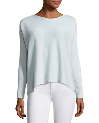 Fai Cashmere Rib-Trim Sweater