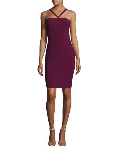 Bridgeport Sleeveless Cocktail Sheath Dress