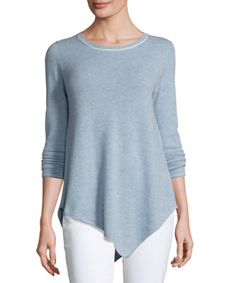 Tambrel Cashmere Asymmetric Sweater Reviews