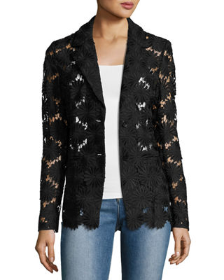 Women's Blazers: Leather & Collared at Neiman Marcus