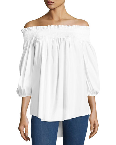 Lou Off-the-Shoulder Top