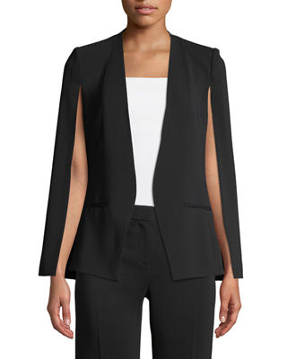 Natalie Cape Jacket by Neiman Marcus