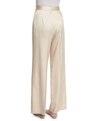 Selip High-Waist Wide-Leg Pants