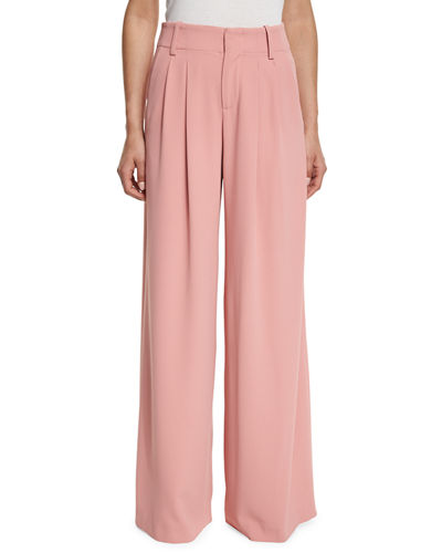 Eloise Wide-Leg Trousers