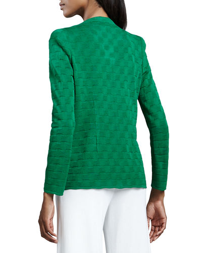 Lilly Textured Jacket, Petite