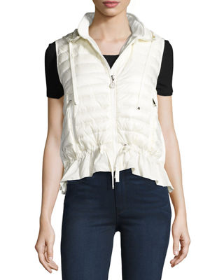 Maglia Quilted Down Gilet