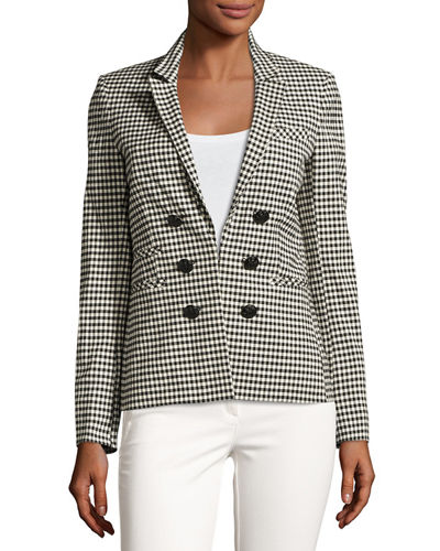 Cottage Gingham Jacket