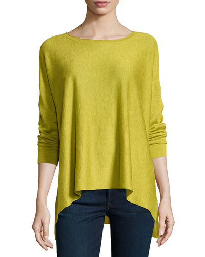 Scoop-Neck Easy Top