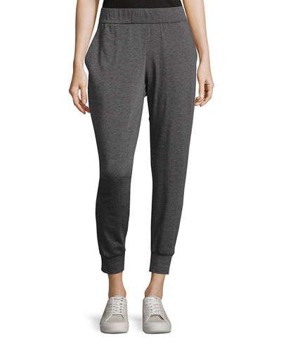 Eileen Fisher Tencel® Stretch Terry Jogger Pants, Plus