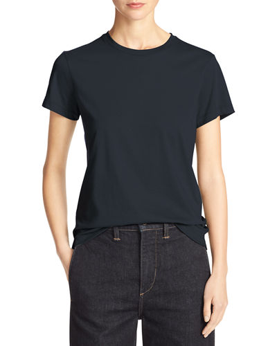 Luxe Cotton Jersey Boy Tee