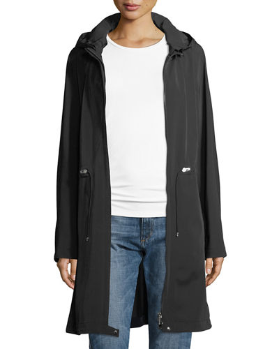 Livarot Hooded Lightweight Jacket