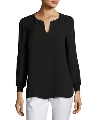 Lafayette 148 Blouses & Tops at Neiman Marcus