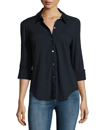 Riduro C Nebulous Button-Down Shirt