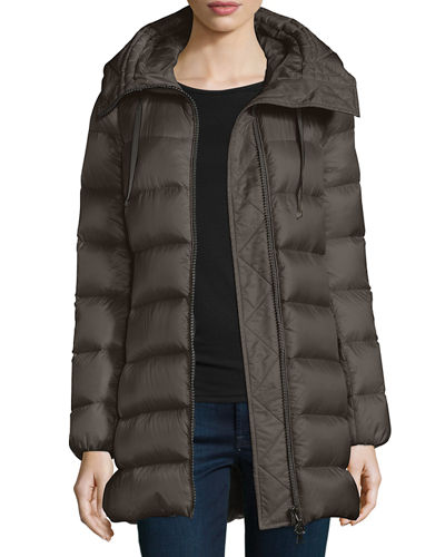 Suyen Lightweight Quilted Puffer Coat