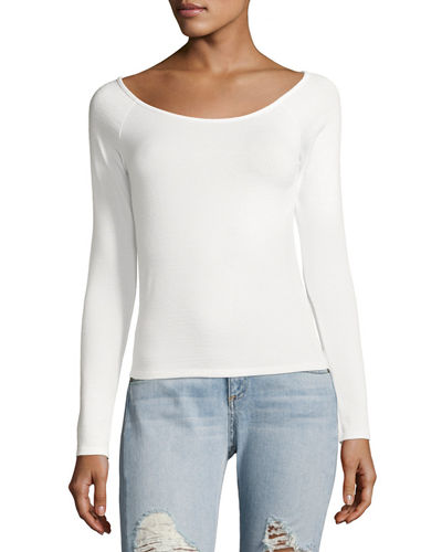 Oasis Off-the-Shoulder Top