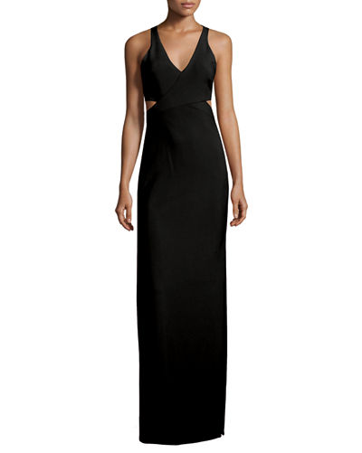Likely fullerton sleeveless evening gown junglespirit Choice Image
