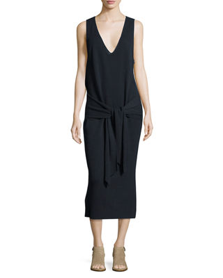 Rag & Bone Michelle V - neck Sweater Dress
