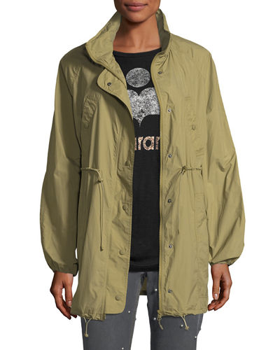 Carman Water-Resistant Utility Jacket