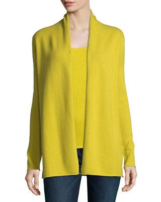 Womens Draped Cardigan | Neiman Marcus