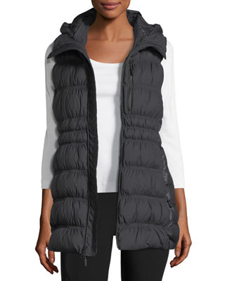 The North Face Cryos Hooded Down Puffer Vest