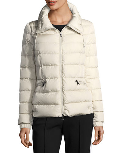 Moncler Irex Quilted Puffer Coat
