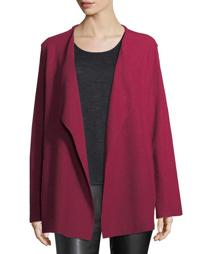 Paris Plush Saturday Jacket, Plus Size