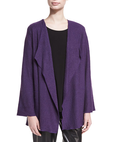 Paris Plush Saturday Jacket, Petite