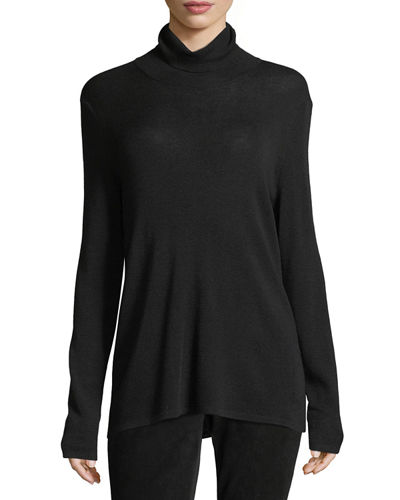 Ultrafine Merino Turtleneck