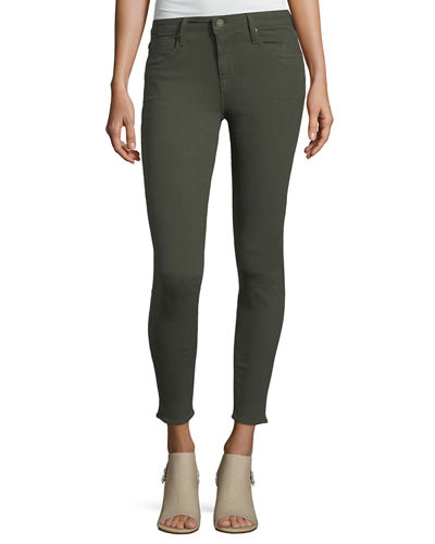 Ava Stretch-Cotton Skinny Jeans
