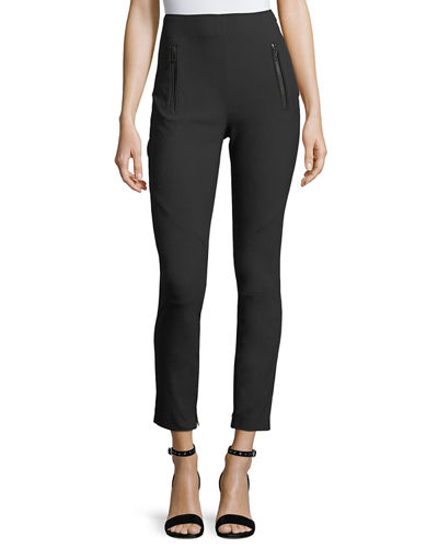 Rag & Bone Collier Straight-Leg Pants