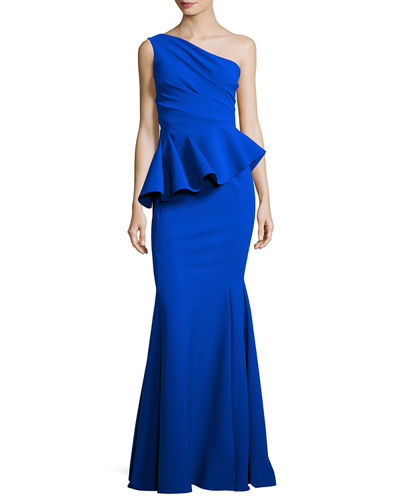 La Petite Robe di Chiara Boni Desy One-Shoulder