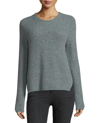 Rag & Bone Francie Crewneck Pullover Wool Sweater