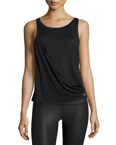 Passage Draped Athletic Tank