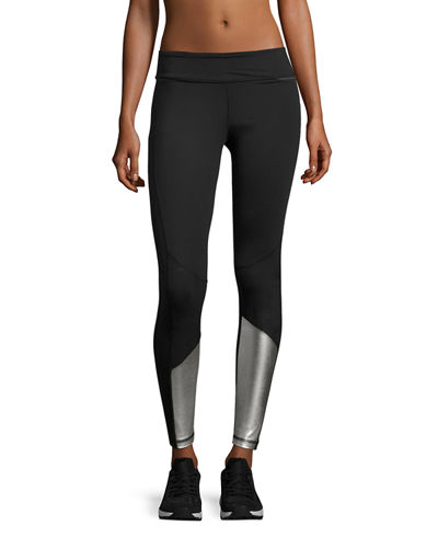 Alala Blocked Ankle Running Tights/Leggings