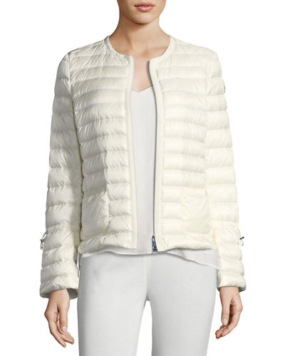 Almandin Quilted Puffer Jacket